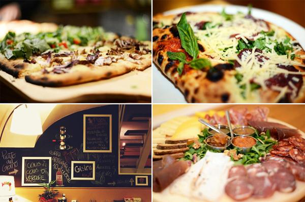 Catania, la pizza più buona si mangia da Gisira