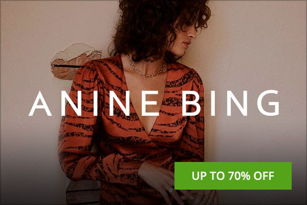 Anine Bing Black Friday deal
