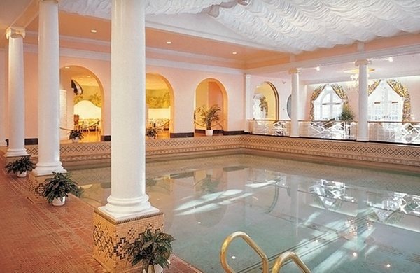 The Greenbrier Indoor Pool
