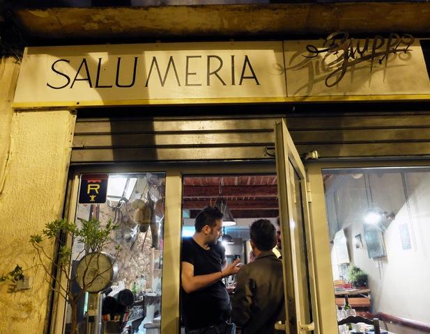 Salumeria Giuppo : un vrai resto Italien !