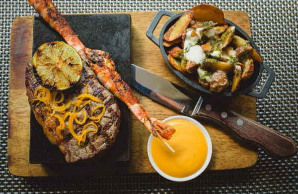 Cook Your Own Steak at Stix and Stones Belfast