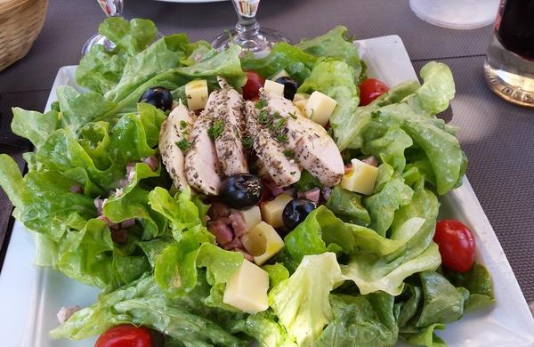 salade lyon le chevreul