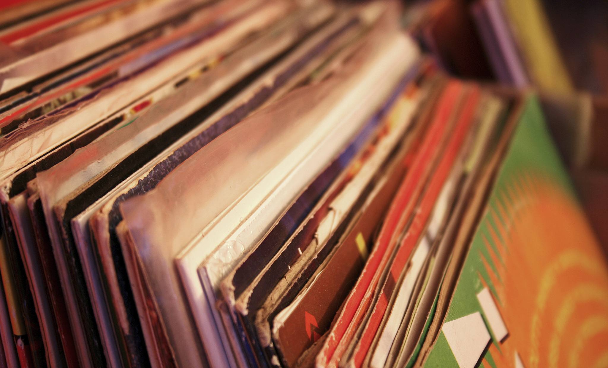 Das schwarze Gold - Vinyl Plattensammlungen, ein nachhaltiger Musikgenuss