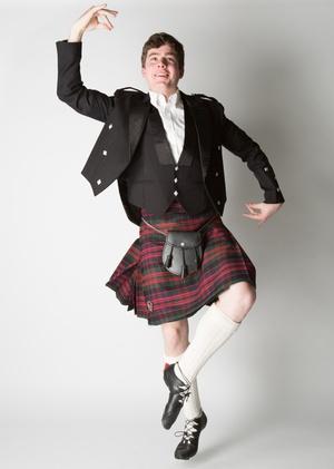 Folk Dancing  Scottish