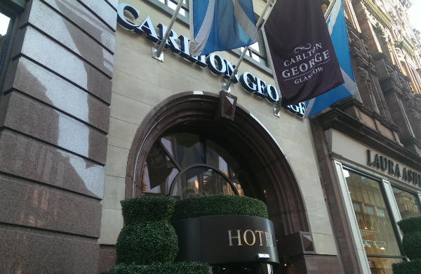 Carlton George Hotel Glasgow - Where to Find the Best Sights in Glasgow