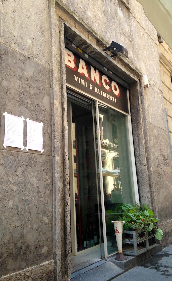 Banco Vini e Alimenti