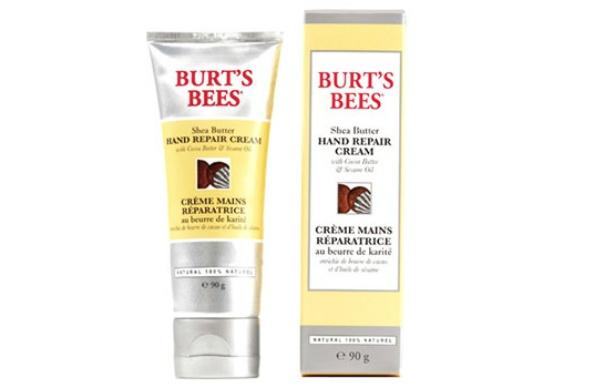 burts bees hand cream