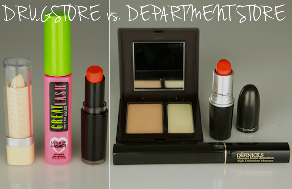 Is Department-Store Makeup Really Better?
