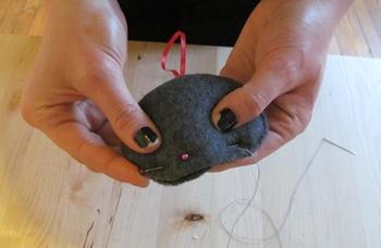 coal ornament step