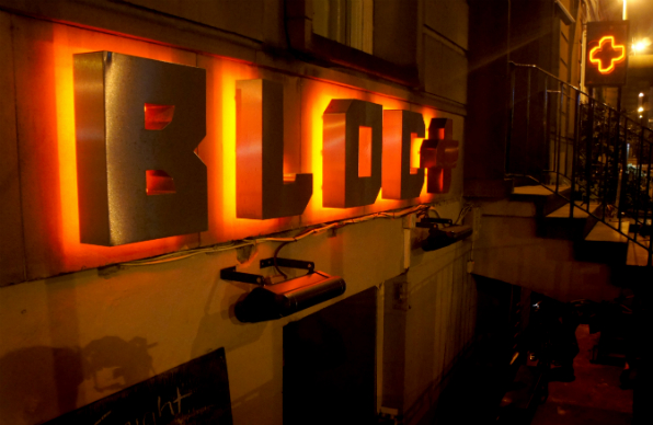 Buckfast Ice-Cream and Bloc-Rocking Pizzas at BLOC+ Bar