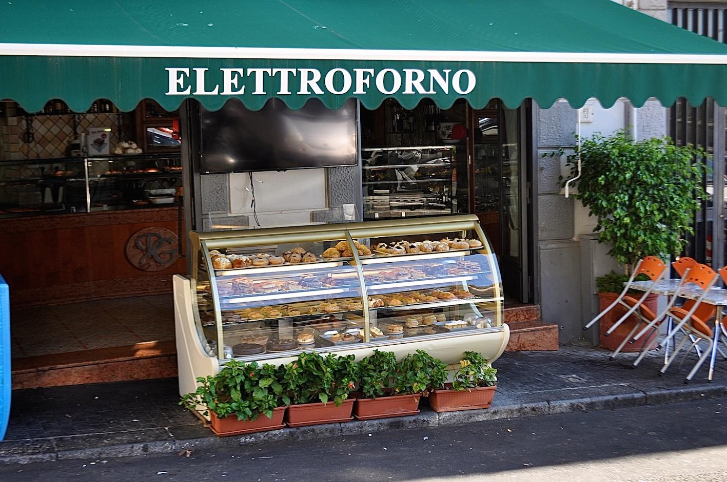 elettroforno