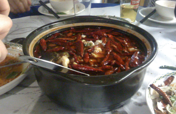 Chilli Hot Pot from Chilli Cool