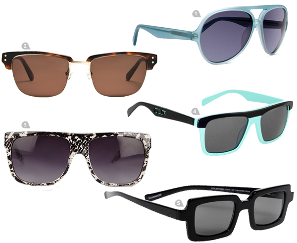 Expensive Mens Sunglasses  10 pairs of sunglasses that only look expensive chicago fashion