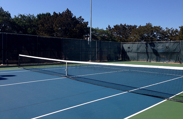 Best Places to Play Tennis in Austin