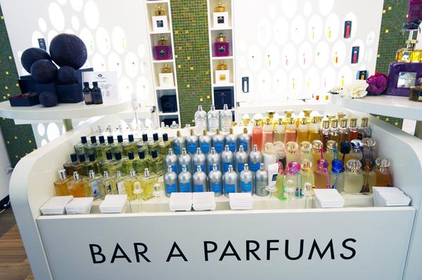 Bar a parfums