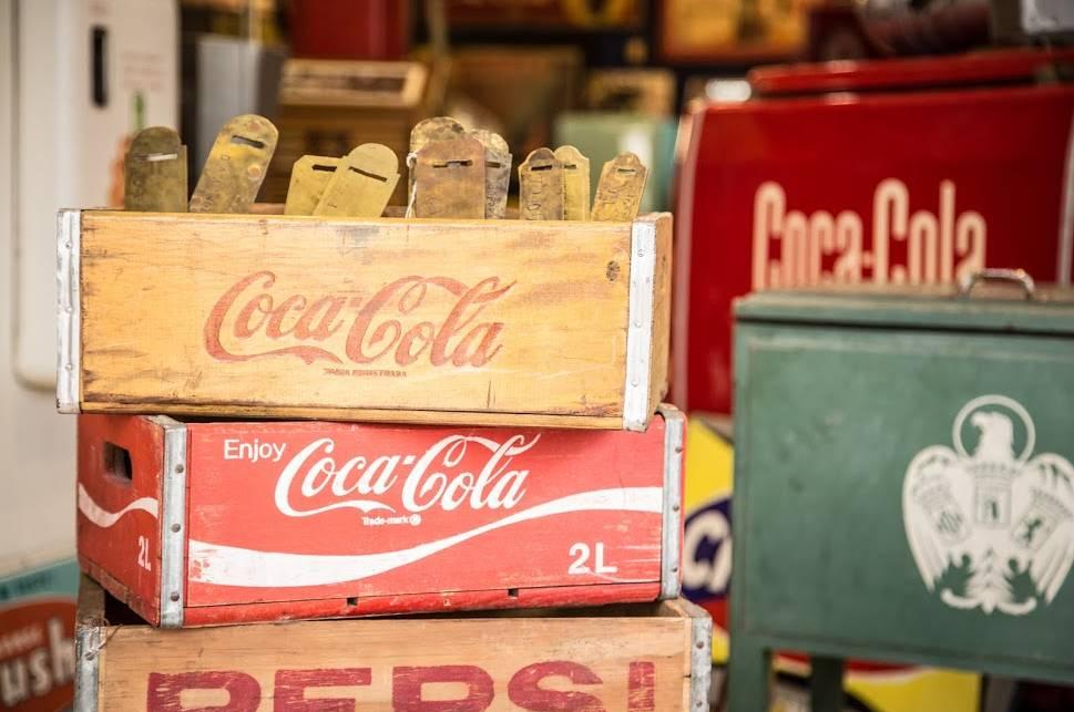 Cola Cola Vintage
