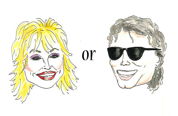 Who Sang It: Michael Jackson or Dolly Parton?