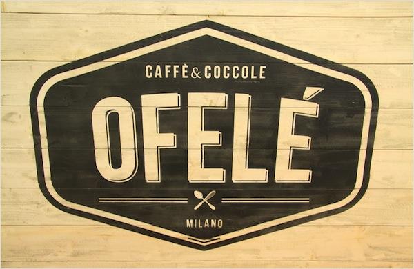 Ofelè, a Milano caffè e coccole