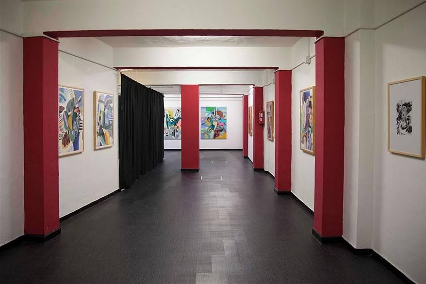 La Galería Roja de Sevilla