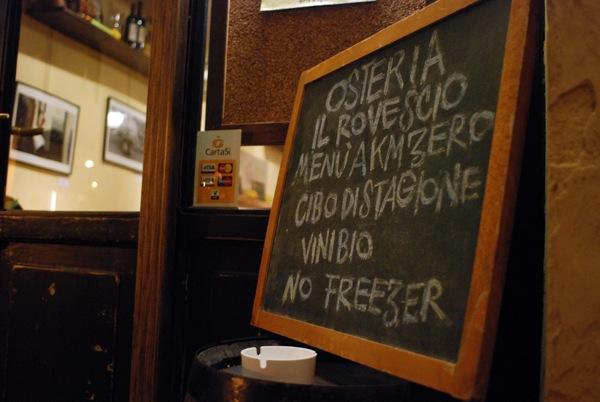 Rovescio Bologna