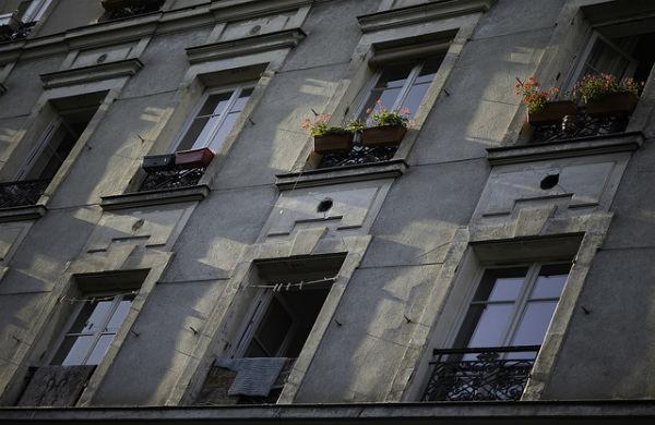 Rue des Trois Frères Paris ©Jimmy Baikovicius