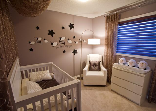 Molto arredare la cameretta di un neonato SA46