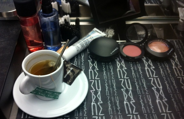 auto maquillage mac bordeaux