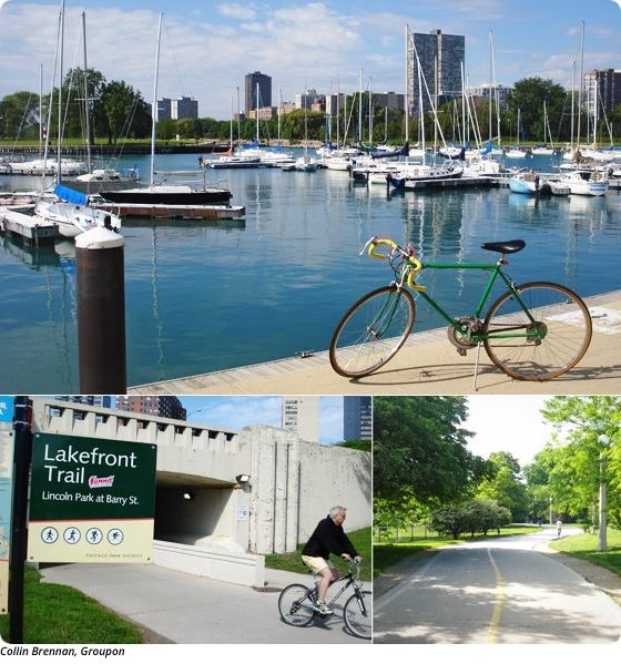 Biking Chicago's Coast: A Day Trip Down the Lakefront Trail