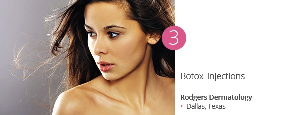 Botox Injections at Rodgers Dermatology