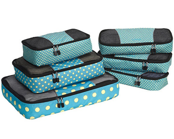 Best travel gifts, packing cubes sale