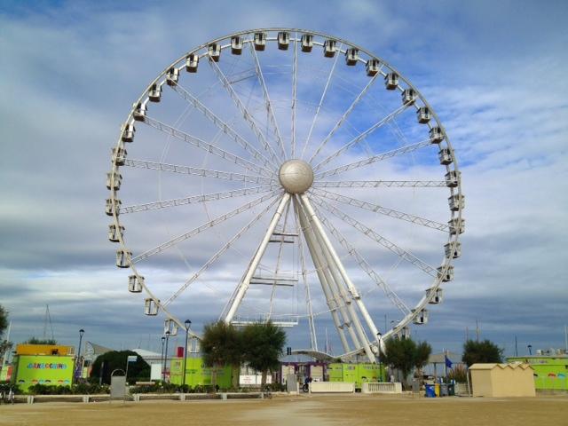 ruota panoramica Rimini