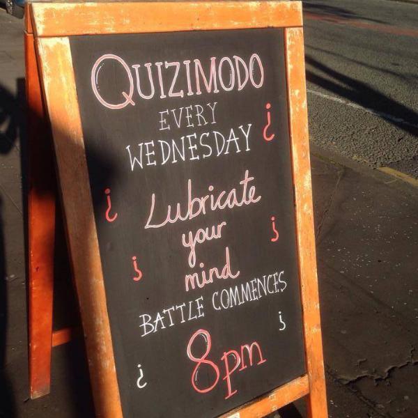 Quizimodo Pub Quiz Manchester