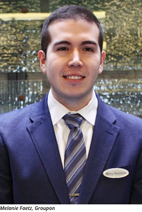 The Candid Concierge: Benny Rebolloso at Hyatt Regency Chicago on the Riverwalk