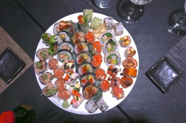 sushi a napoli