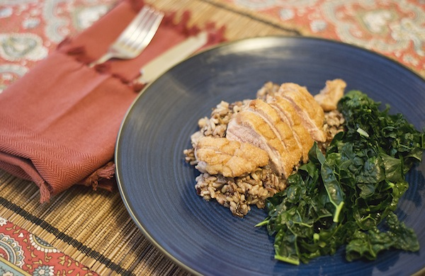 Pan-Seared Duck Breasts: A Recipe from a James Beard Award Winner