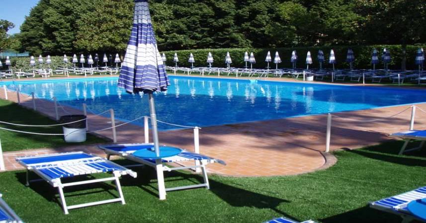 Le migliori piscine all 39 aperto di roma per affrontare l 39 estate - Piscine di milano ...