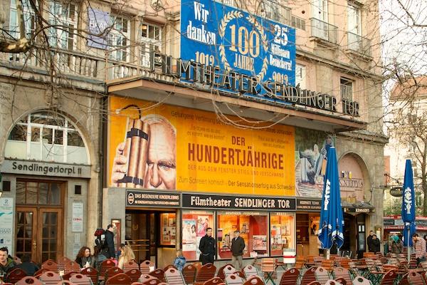 Münchner Kino Gschichten