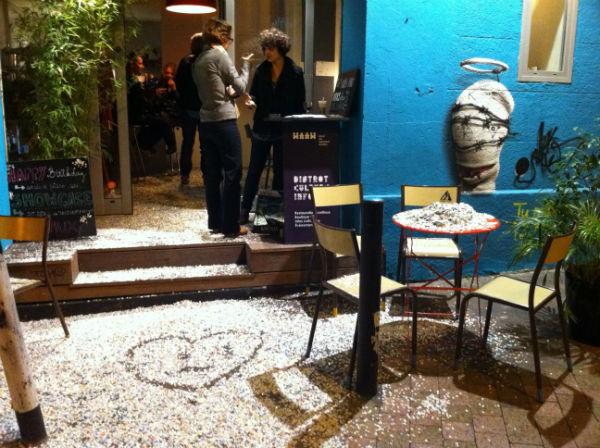 Confettis Waaw Marseille