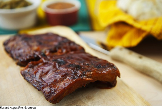 Barbecue Ribs, Chicago Style