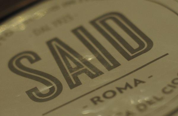 Said, la vera Fabbrica di Roma dove la cioccolata è esperienza