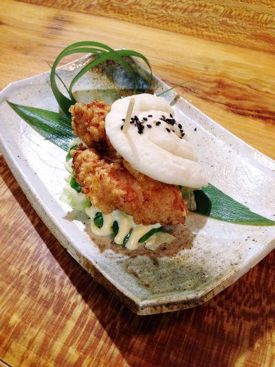 Chicken Hirata at Shoryu