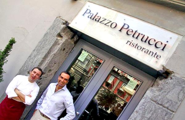 Palazzo Petrucci: una stella Michelin che brilla nel centro storico di Napoli