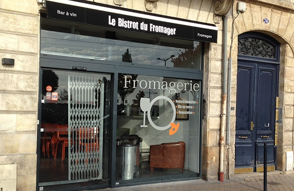 Le Bistrot du Fromager