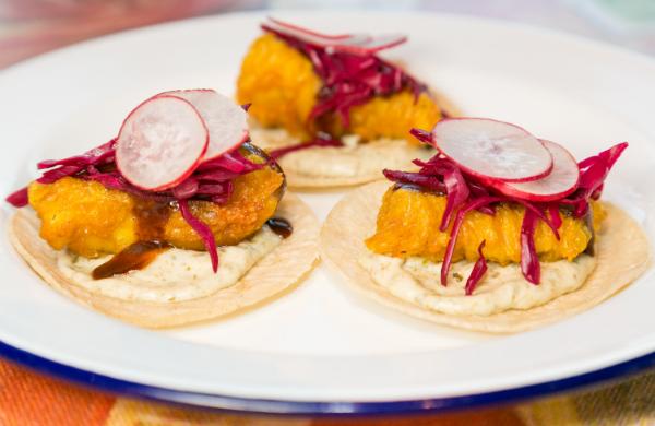 Fish Tacos Luchre Libre