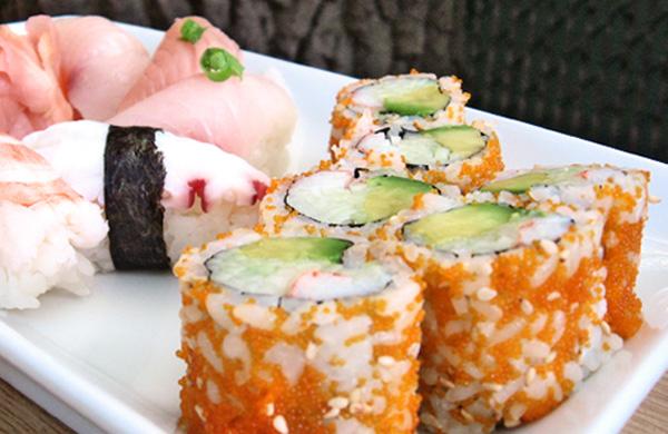 Enjoy Your Maki Alfresco at These Five Chicago Sushi Restaurants