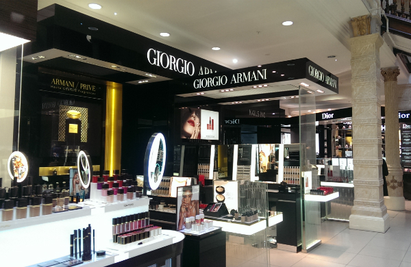 Best Make-Up Counters for a Cheeky Free Makeover in Glasgow