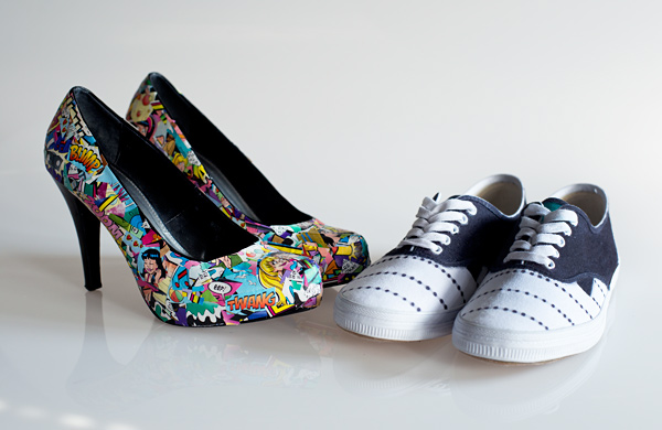 DIY: Crafty Ways to Revamp Old Shoes