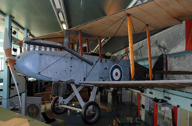 Musée de l'Air et de l'Espace ©Roland Turner