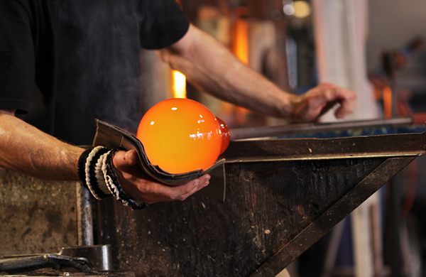Heart of Glass: Glassblowing in Seattle