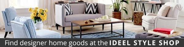 ideel designer home goods